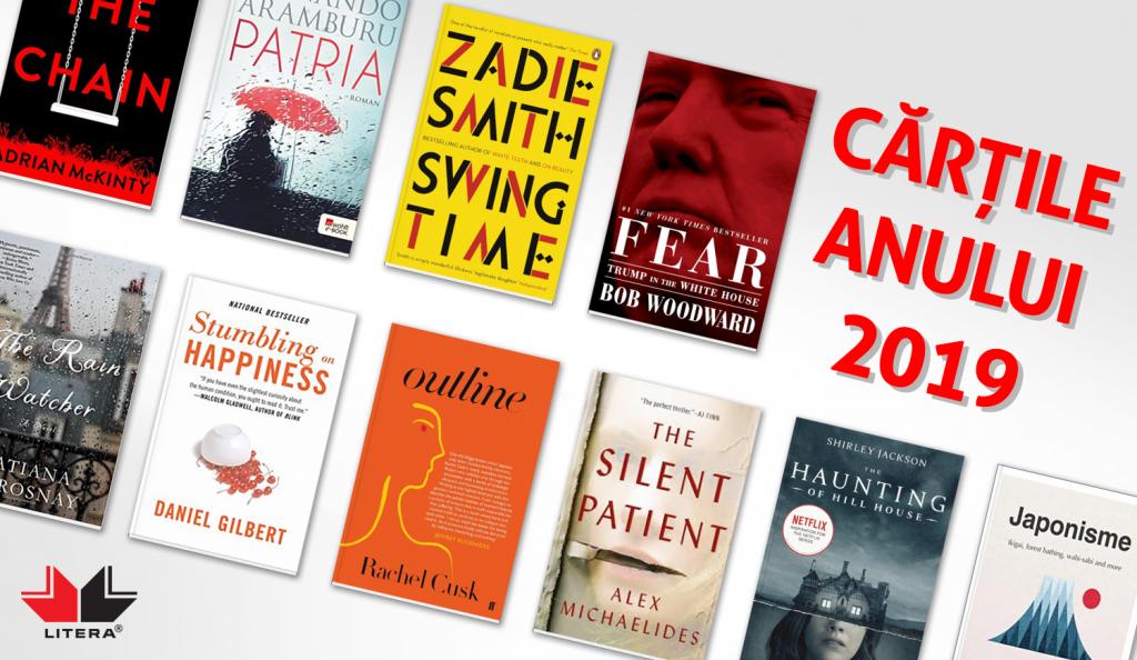 Cartile anului 2019 Litera